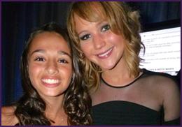 Jazz & Jennifer Lawrence
