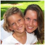 Cloe & her Mom, Danielle