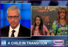 An Interview With Dr. Drew: A Child in Transition