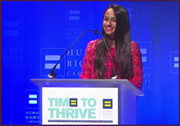 HRC Foundation 2015: Time To THRIVE Conference
