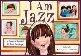Book: I Am Jazz