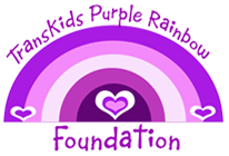 TransKids Purple Rainbow Foundation logo