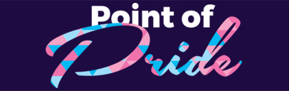 Point of Pride logo: Annual Transgender Surgery Fund